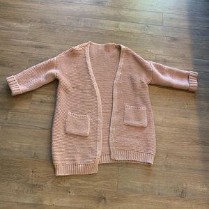 Chicwish Chunky knit oversized cardigan